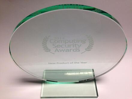 computing security award2014