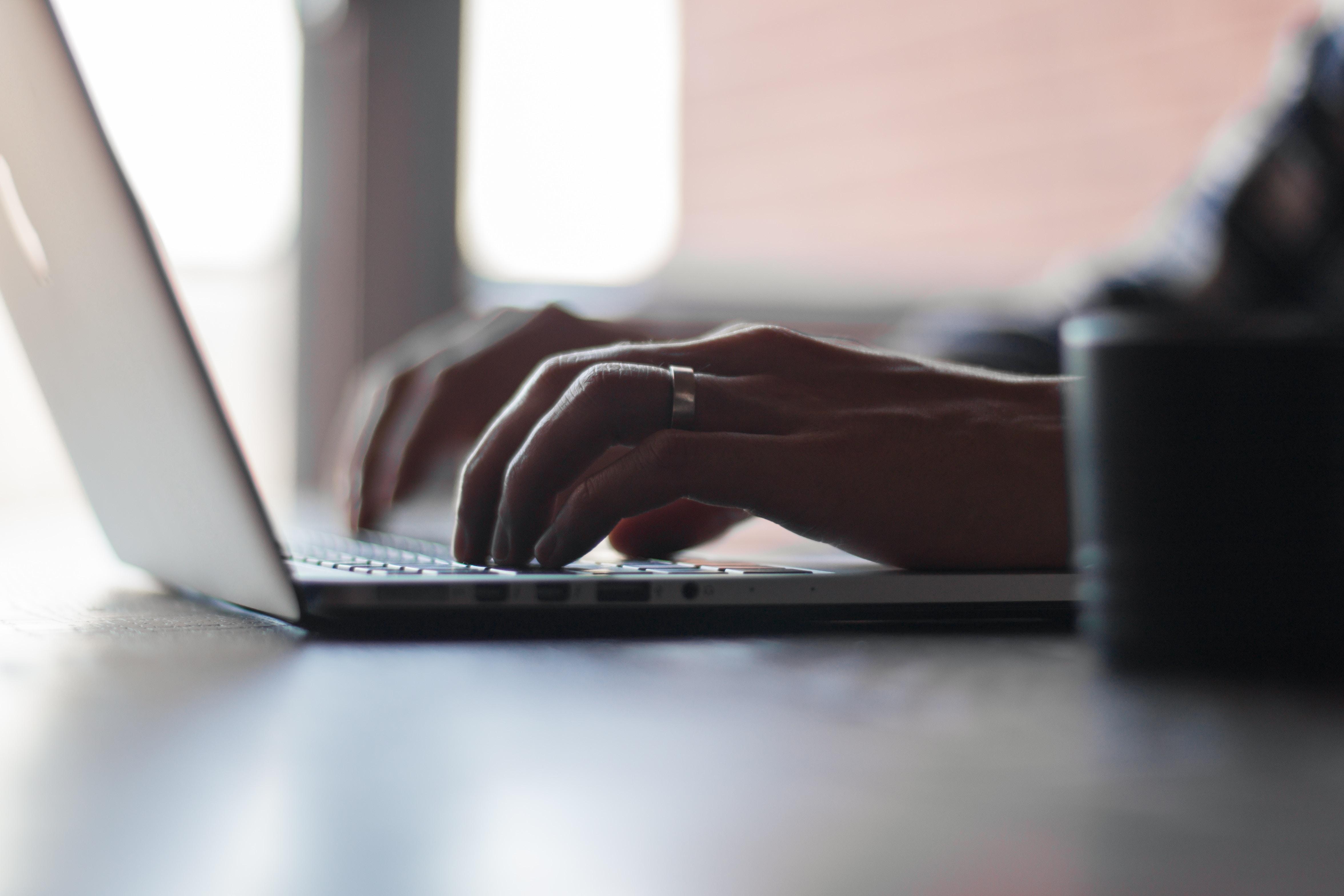 cybersecurity trends - cybersecurity market - typing.jpg