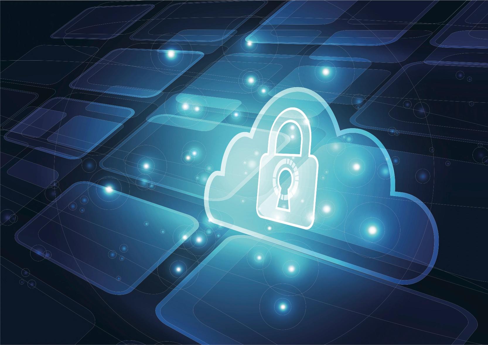 cloud password management - PAM - header