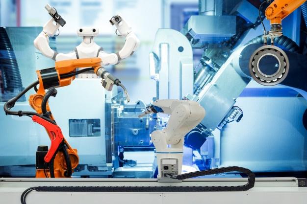 industrial-robot-iiot