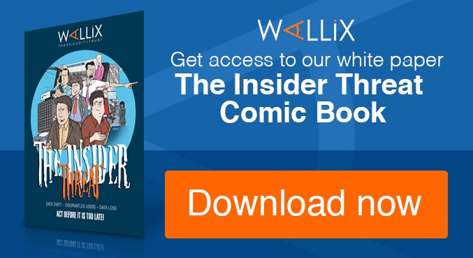 Get Access to our white paper : The Insider Threats Comic Book
