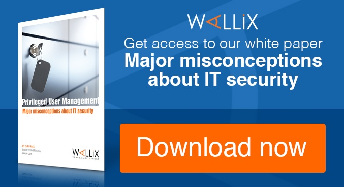 Get Access to our White paper : Major misconceptions about IT security